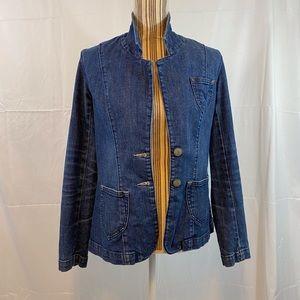 Vintage Levi's denim blazer style jacket